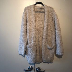 bc847afc615c0 Vince Jackets & Coats | Teddy Cardigan In Chalet | Poshmark